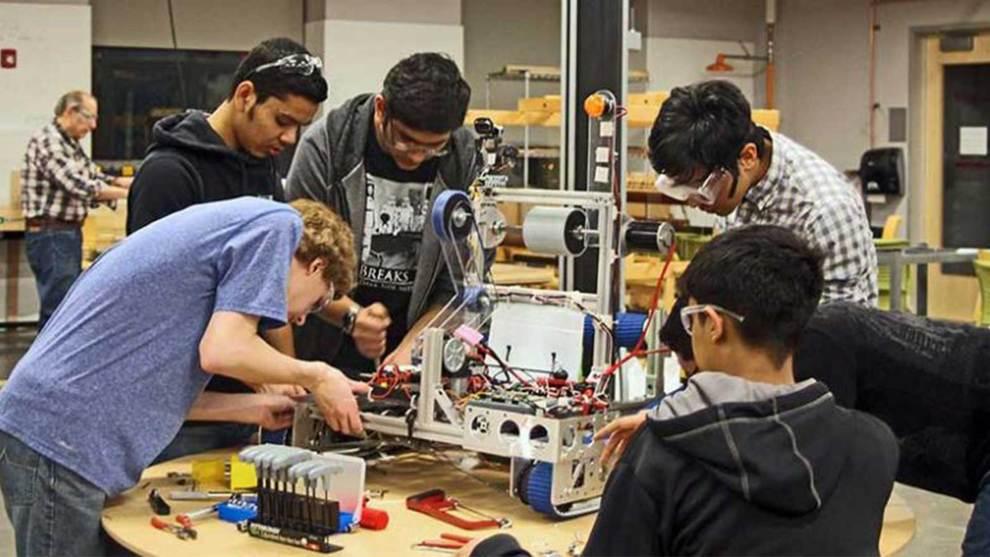 robotica 1 - Qualcomm leva robótica e conectividade para escolas públicas de SP