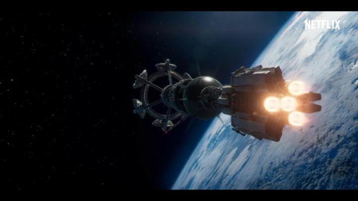 Nightflyers, série de terror no espaço de George R.R. Martin, ganha trailer 8