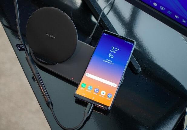 352449 - Samsung lança portfólio de acessórios para o Galaxy Note9 no Brasil