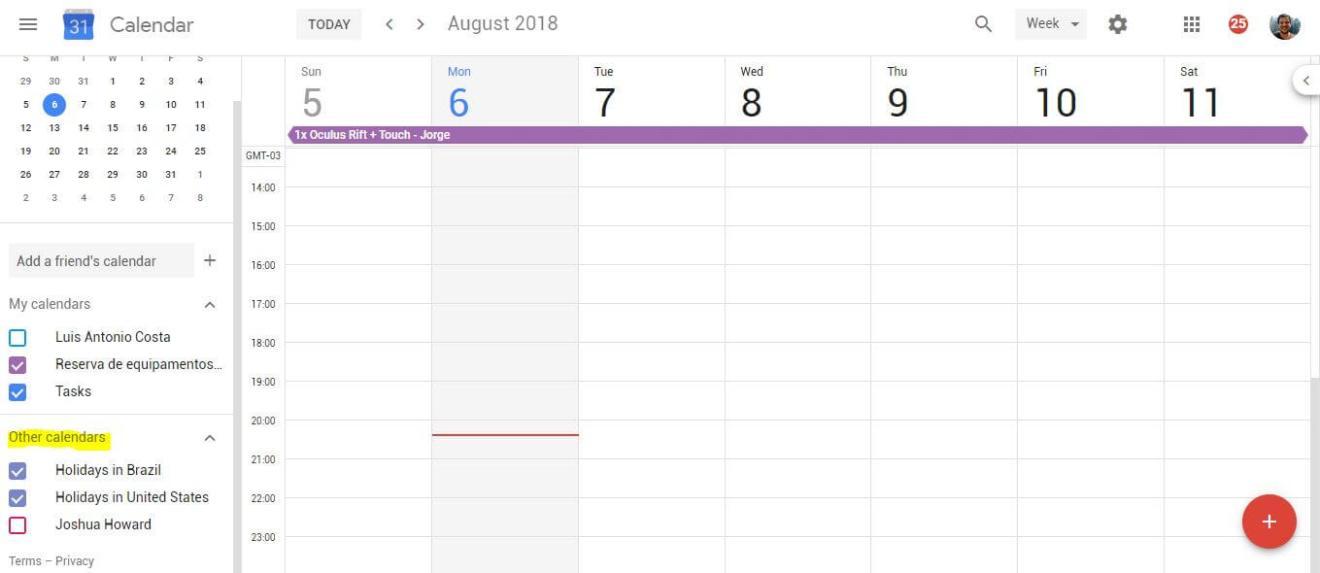 Aprenda a sincronizar eventos do Facebook com o Google Calendar 8