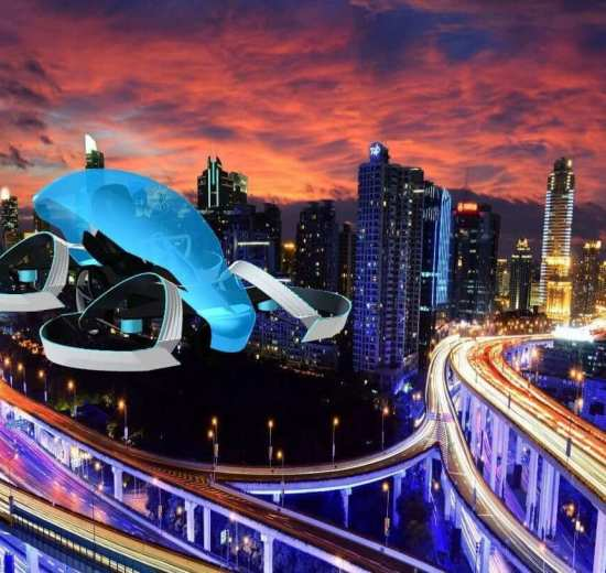 Os carros voadores são a mais nova empreitada do Japão