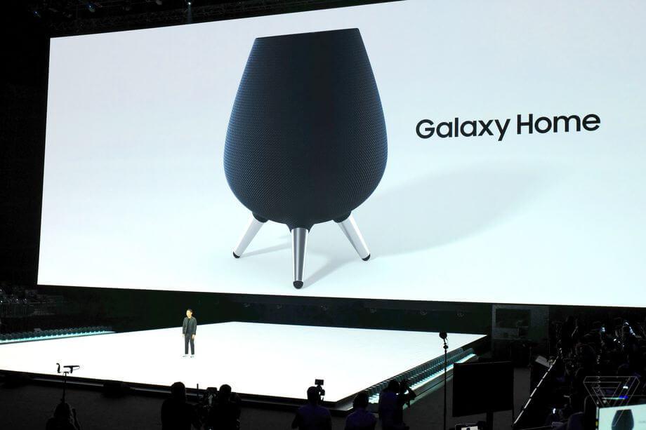 DSCF3863 1.1533830683 - Samsung lança Galaxy Home, caixa de som com assistente virtual Bixby