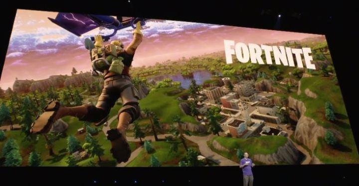 Fortnite Android 720x374 - Epic Games adiciona mais smartphones compatíveis com o Fortnite Beta