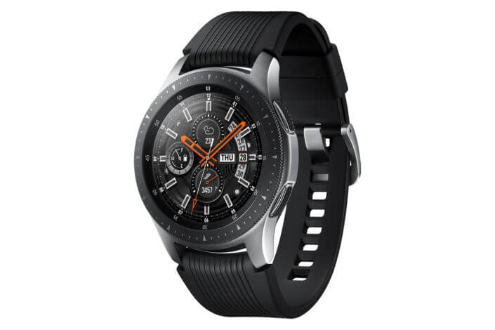 Galaxy Watch main - Galaxy Watch promete mais de 80 horas de autonomia