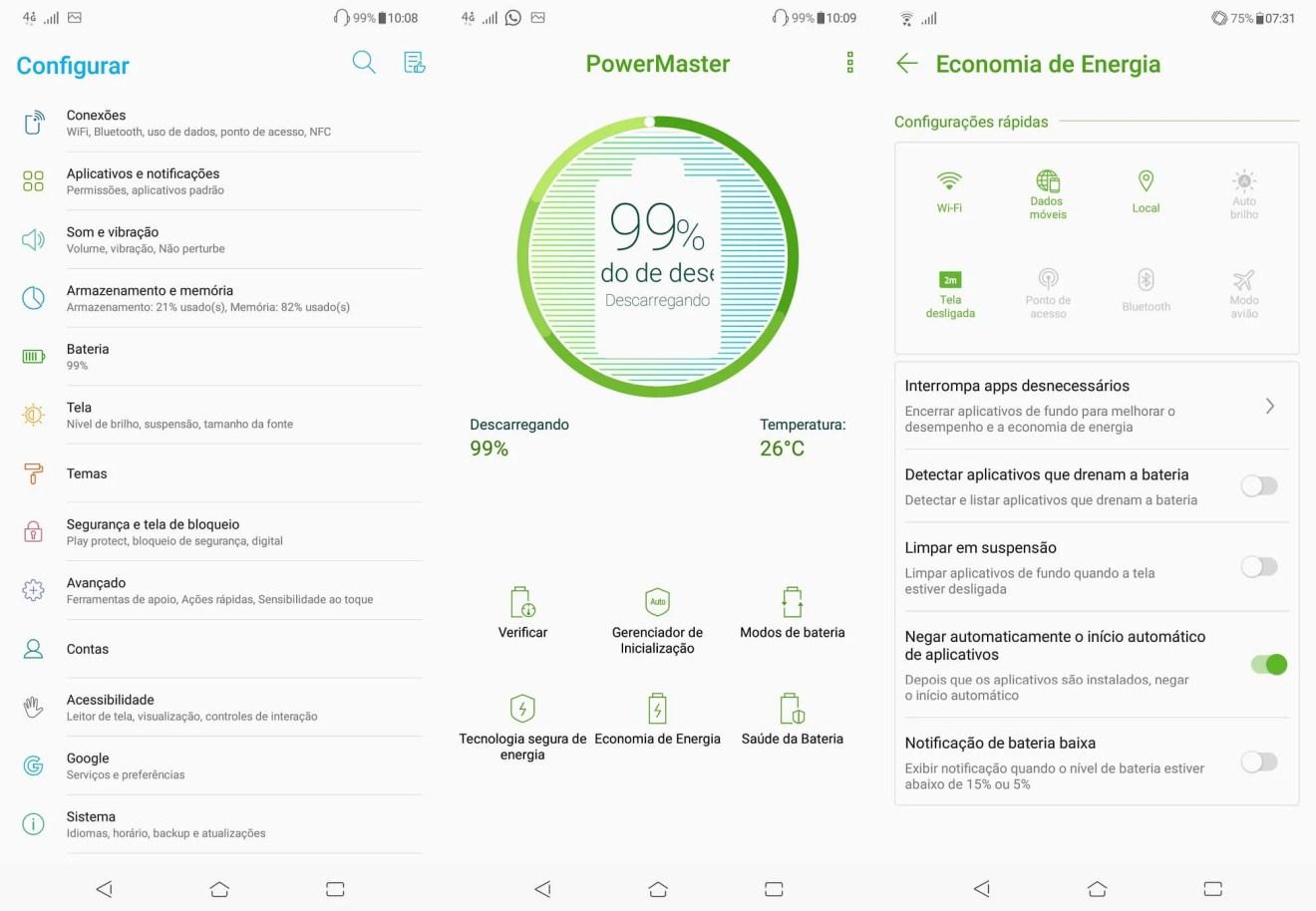 Screenshot 20180816 100859 - Review: Zenfone 5, o smartphone mais ambicioso já lançado pela Asus