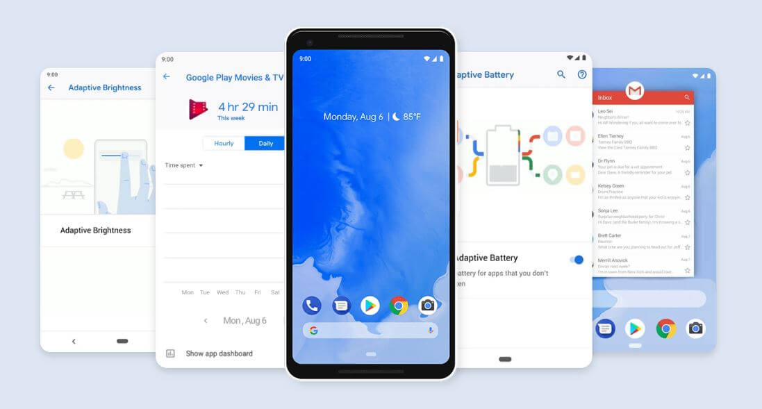 Android 9 Pie: Google libera versão final do sistema 3