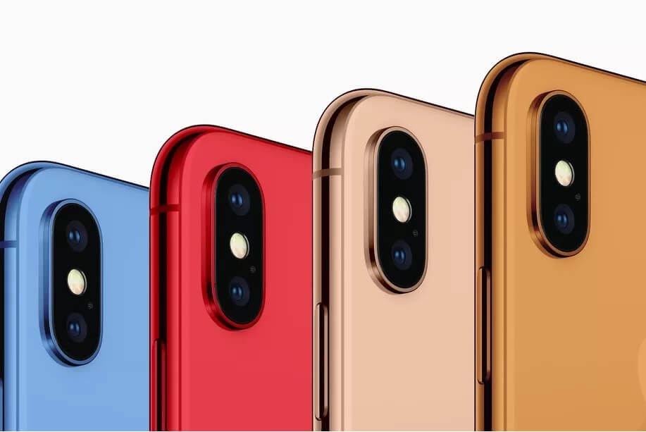 aplle - iPhone X 2018 terá tela maior e novas cores