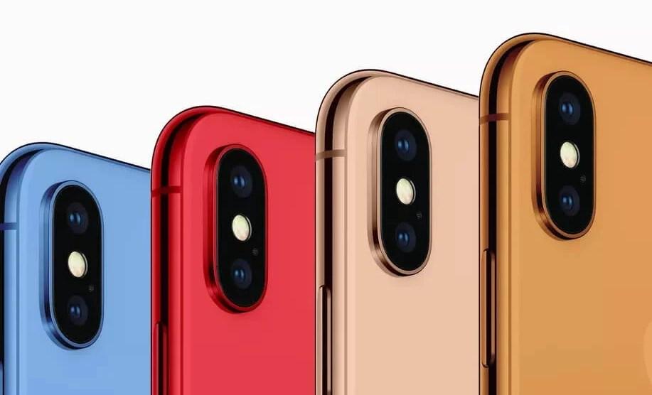 iPhone X 2018 terá tela maior e novas cores 6