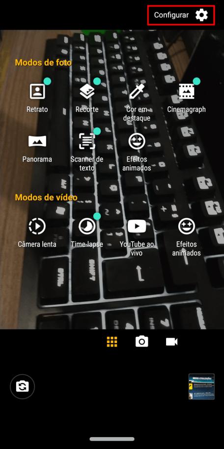 Dicas e truques: aproveite ao máximo o seu Moto Z3 Play 12