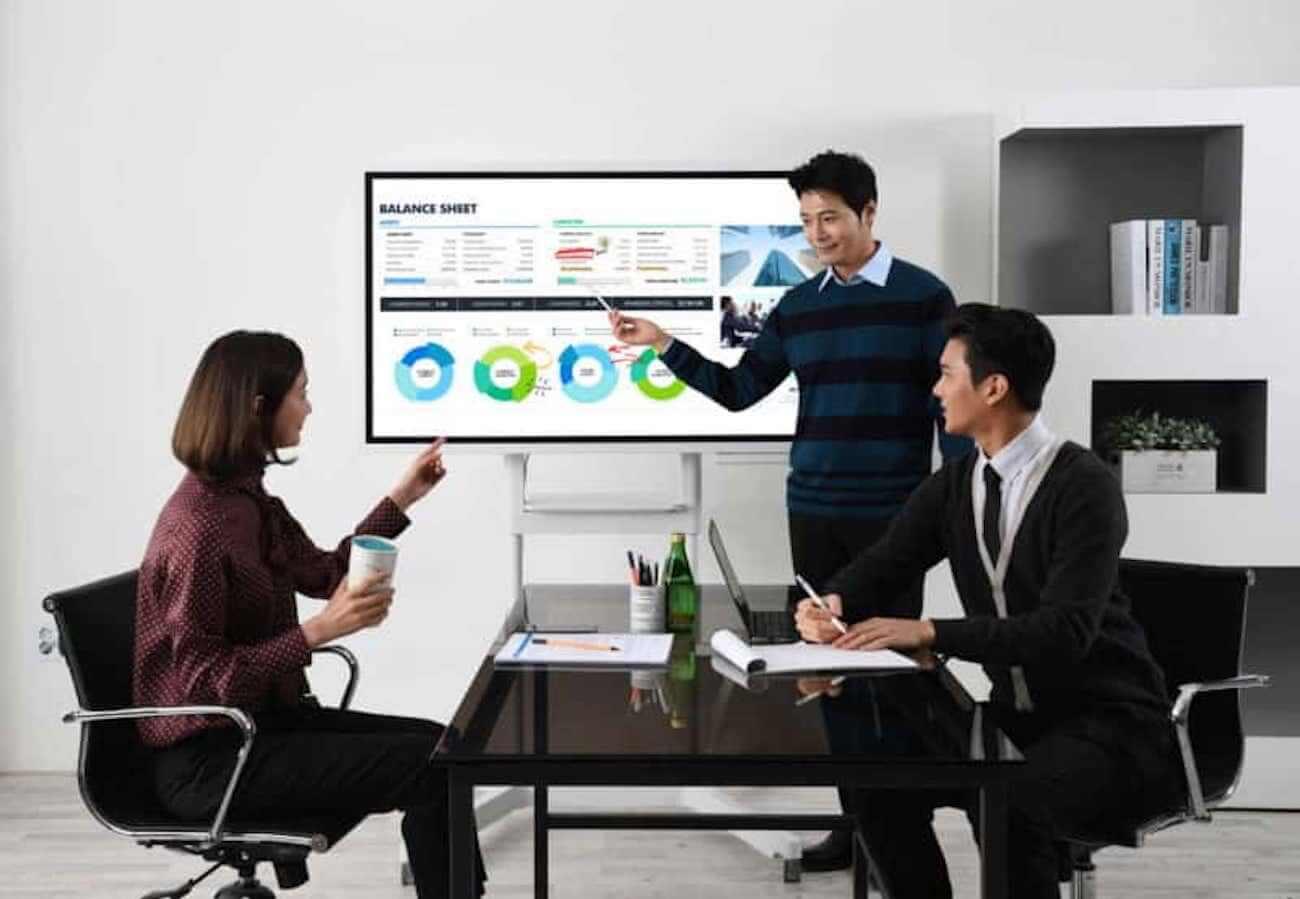 flip 2 - Samsung Flip: a inovação que seu escritório precisa para ser mais moderno