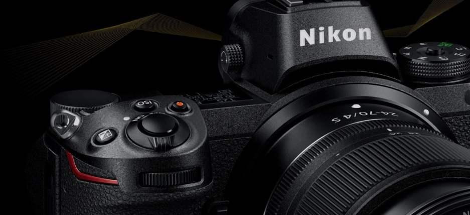 full width product top xl - Nikon anuncia câmeras mirrorless full-frame com novo sistema Z-mount