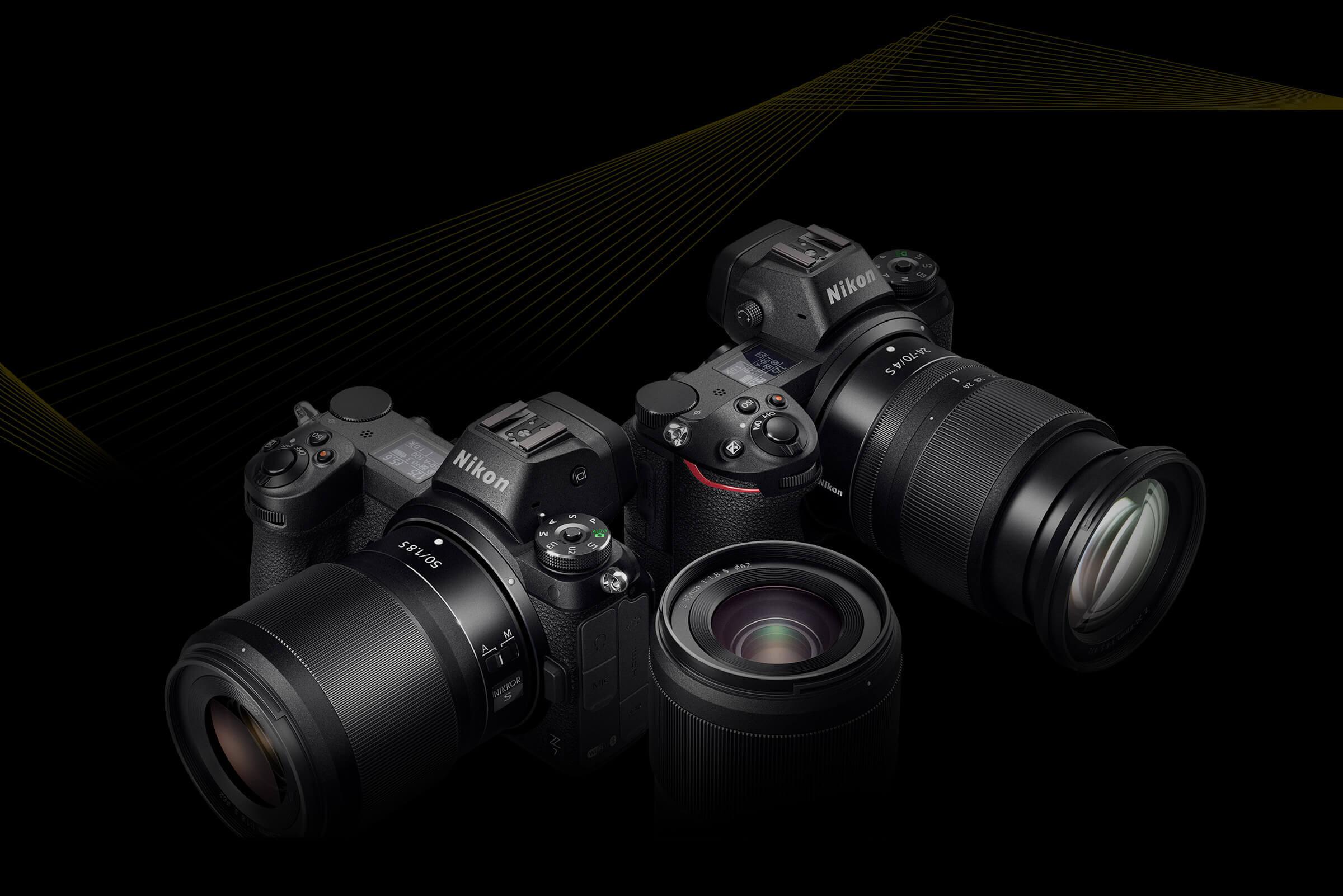 hero bkg xl - Nikon anuncia câmeras mirrorless full-frame com novo sistema Z-mount