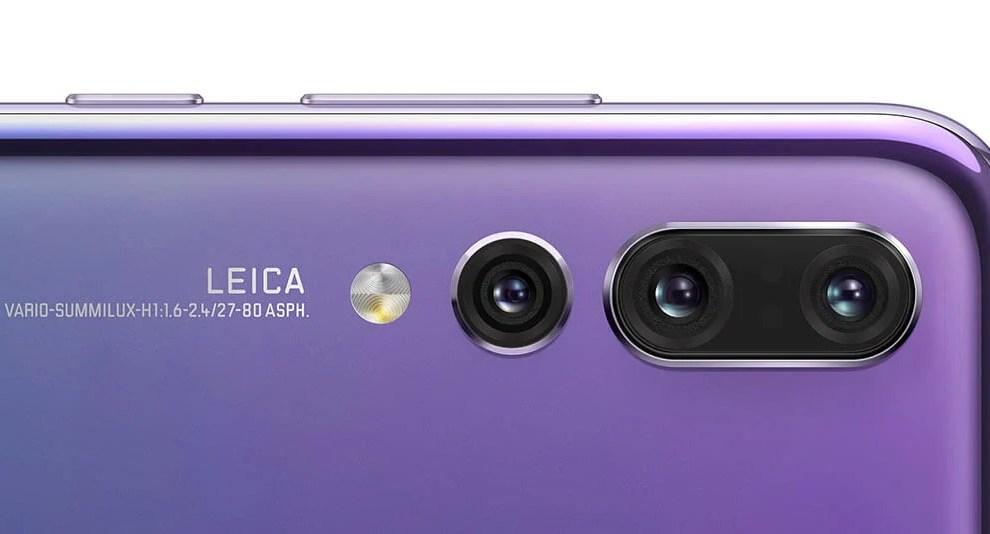 Huawei P20 Pro, primeiro lugar no DXOMARK, é homologado pela Anatel!