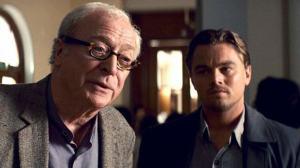 michael caine - Finalmente: Michael Caine explica final de 'A Origem'