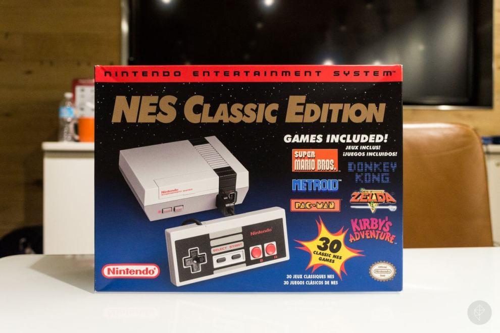 NES Classic supera as vendas dos consoles concorrentes em Junho 3