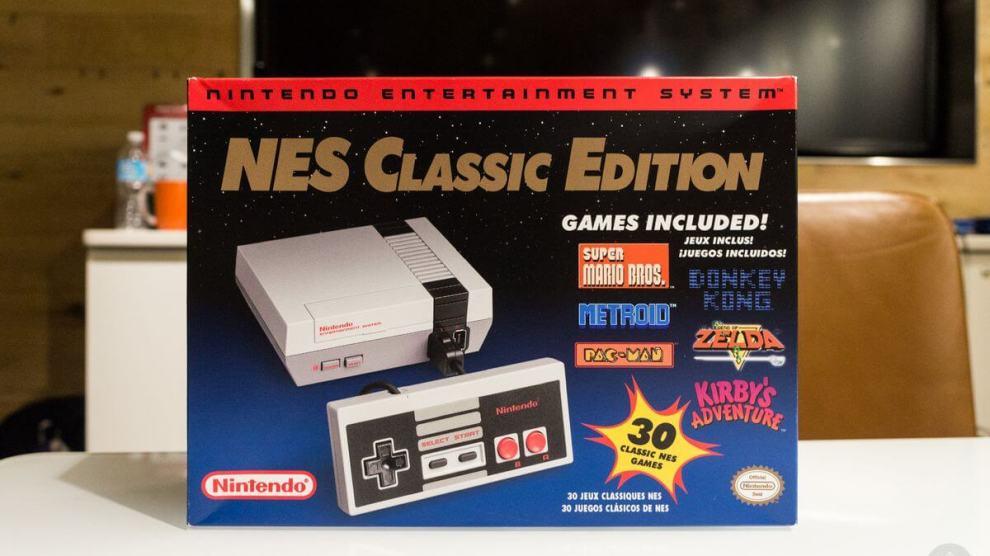 NES Classic supera as vendas dos consoles concorrentes em Junho 6