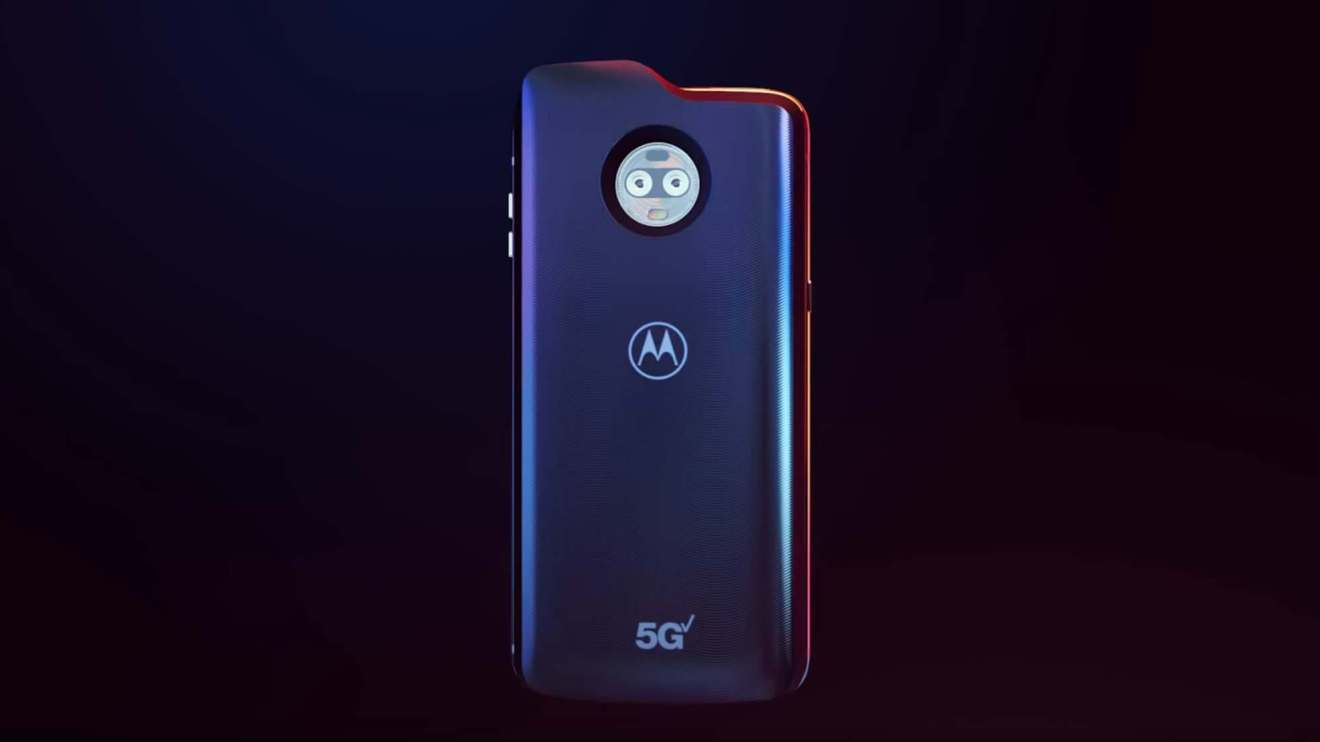 p2Gkcki - Motorola anuncia Moto Z3 com exclusiva tecnologia 5G