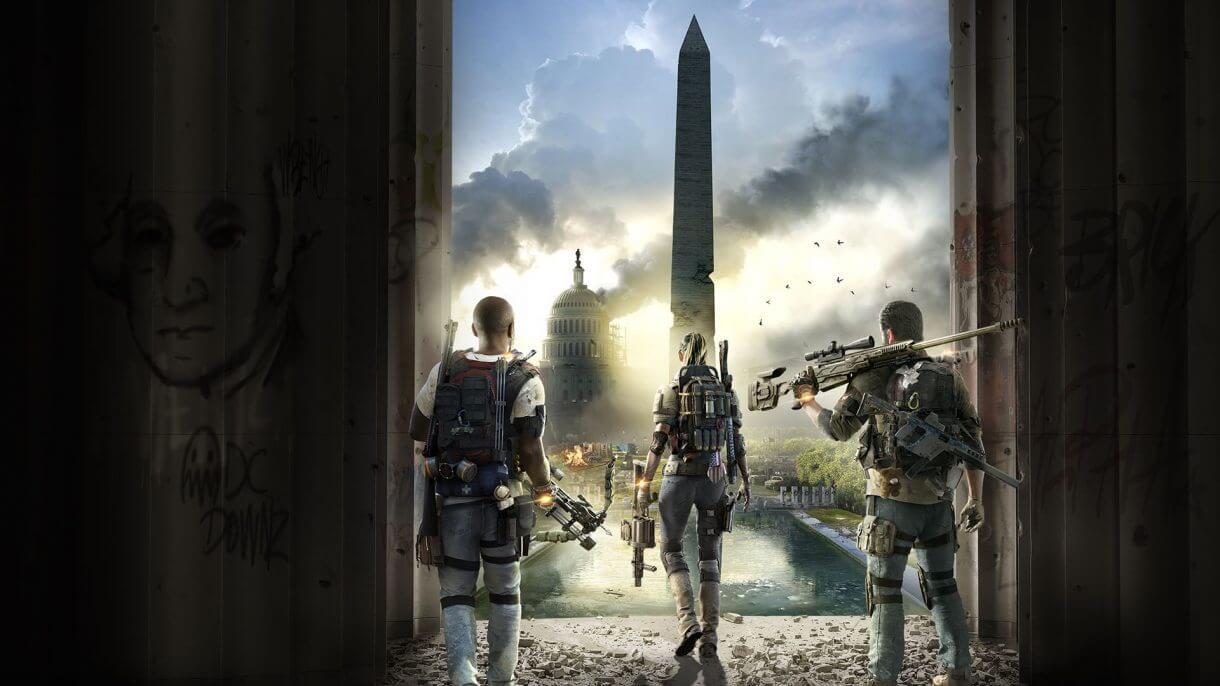 the division 2 - Gamescom 2018: 19 jogos que mais aguardamos após a feira