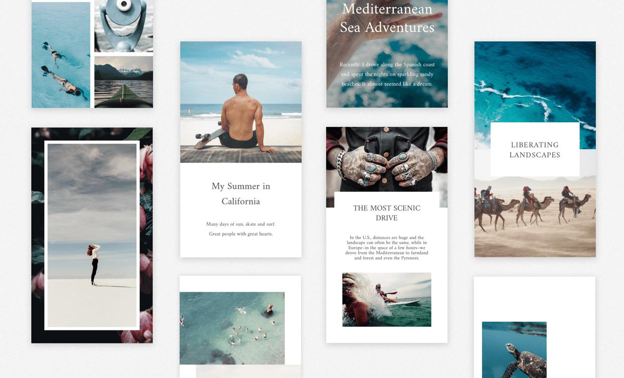 17 Unfold - Instagram Stories: 10 apps fantásticos para edição e criação de conteúdo