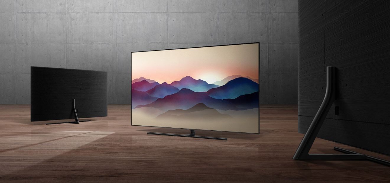 Nova linha QLED Samsung com tecnologia HDR+10