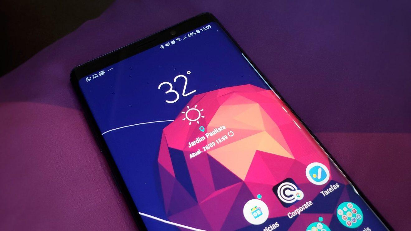 20180926 130905 01 - REVIEW: Galaxy Note 9 é o melhor smartphone com Android do Brasil