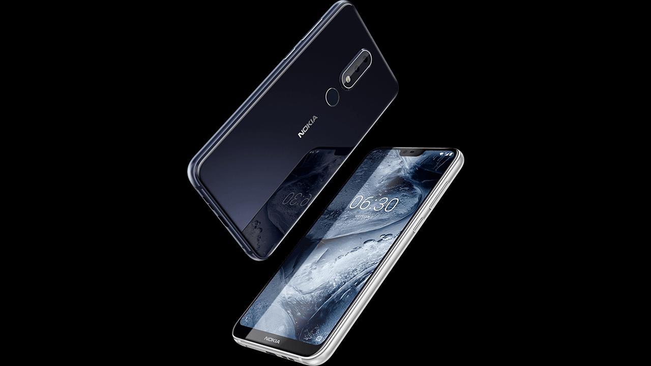 Nokia X6 é o smartphone sucesso da GearBest 3