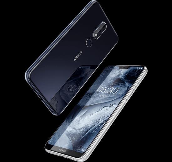 Nokia X6 é o smartphone sucesso da GearBest 5