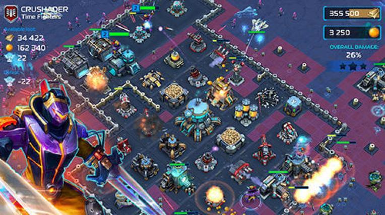 3 clash and go ar strategy - Games para Android: confira 10 novos jogos grátis da Play Store