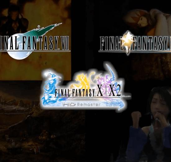 Final Fantasy está de volta ao Nintendo