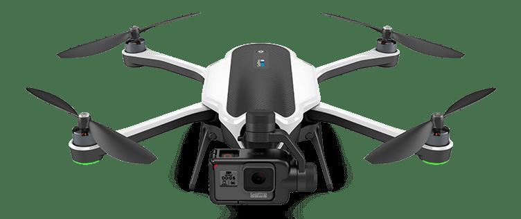 """Karma negativo: o Drone """"Karma"""" foi um desastre de vendas."""