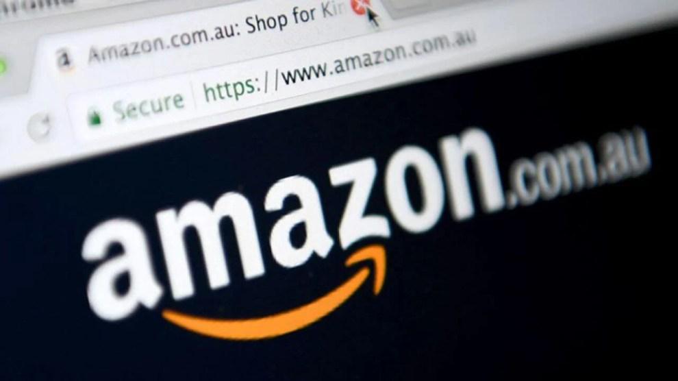 Logomarca da Amazon