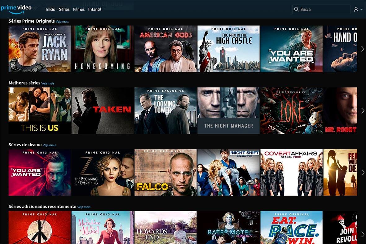 amazon 3 - Chega de Netflix! Confira 10 exclusivas séries da Amazon Prime Video