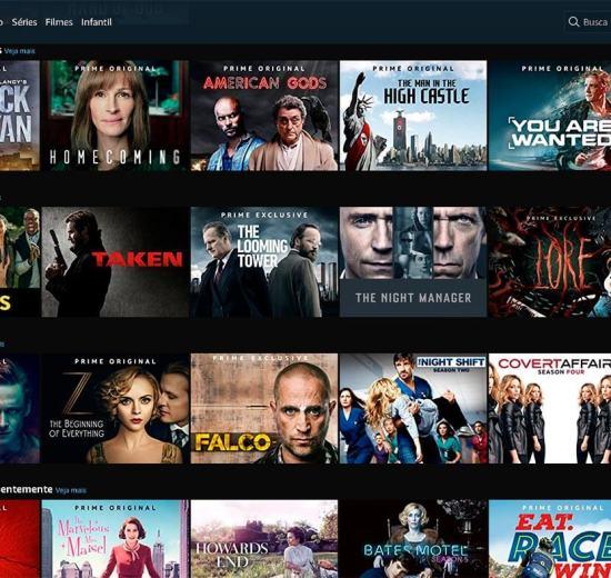 Produções originais são o destaque do acervo de séries da Amazon Prime Vídeo