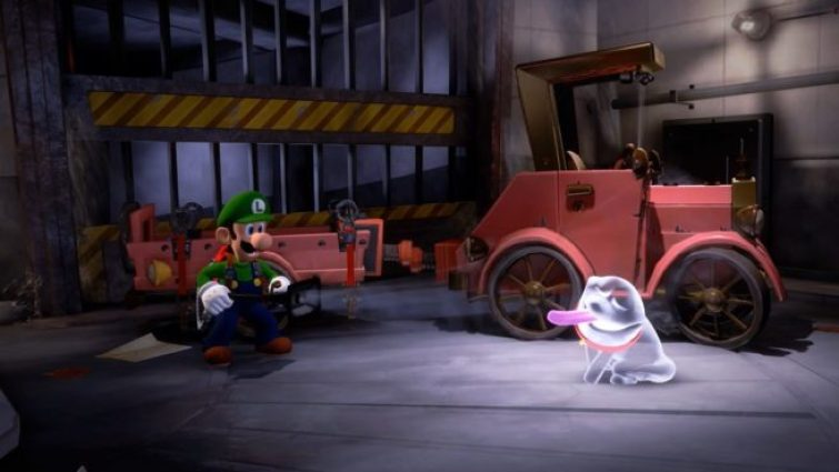luigis mansion 3 656x369 - Nintendo Direct: confira todas as novidades anunciadas para o Switch e 3DS