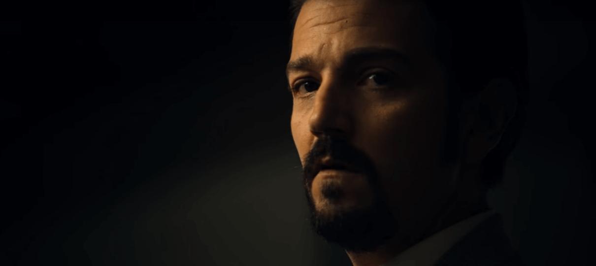 Diego Luna interpreta o traficante Félix Gallardo na quarta temporada de Narcos