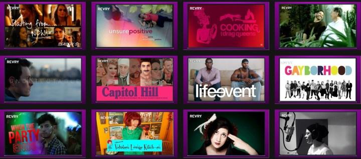 Conheça Revry: a plataforma de streaming voltada para o público LGBTQ+ 7
