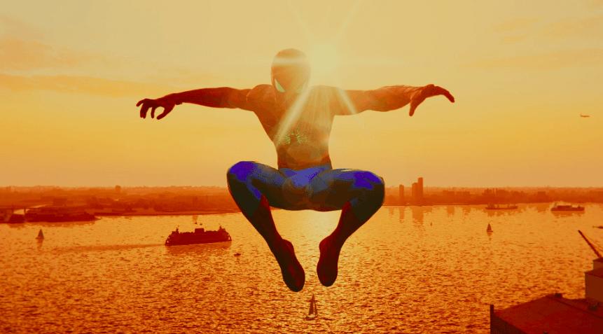 """screenshot twitter.com 2018.09.14 10 29 29 - Review: Marvel's Spider-Man é a aventura definitiva do """"cabeça de teia"""""""