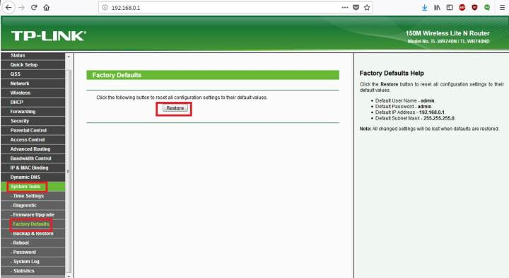 11 720x393 - Confira se seu roteador está na lista dos afetados pelo GhostDNS