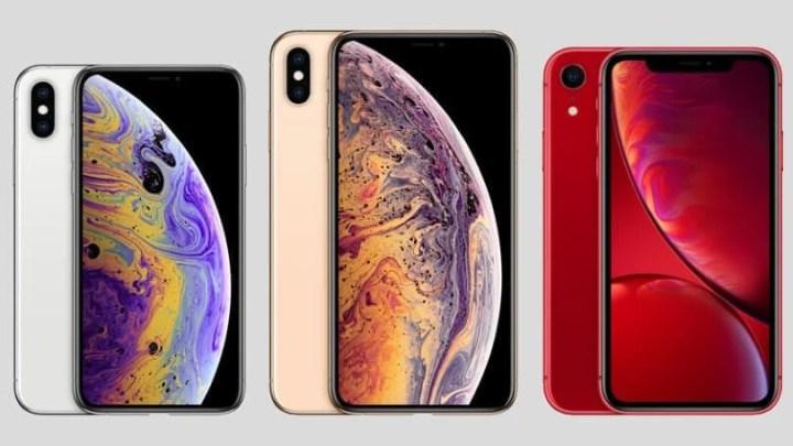 iPhones XS, XS Max e XR devem chegar juntos no Brasil