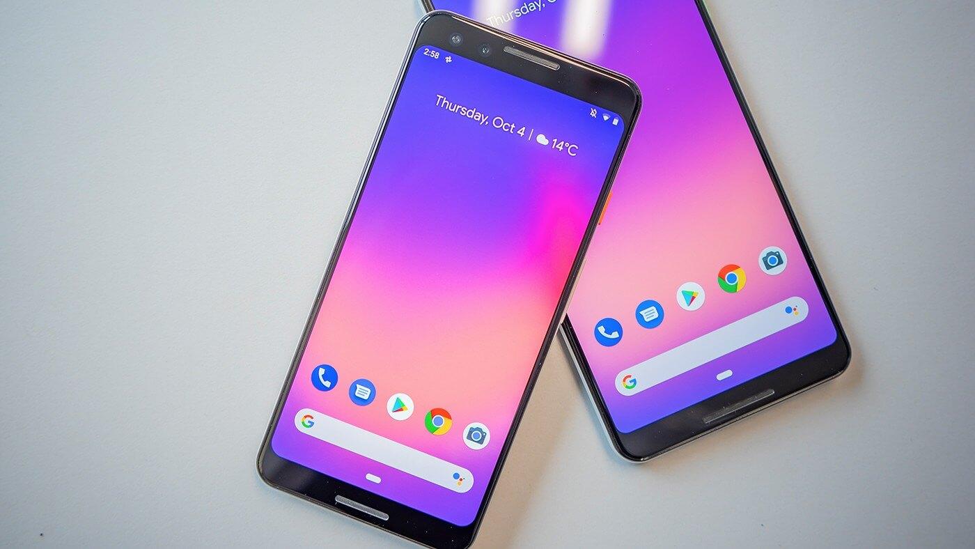 Pixel 3 and Pixel 3 XL Google39s new flagship for Android purists - Launcher do Pixel 3 já está disponível para download. Veja o que muda.