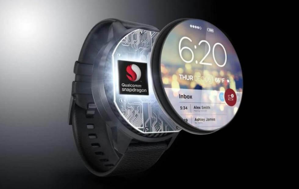 Snapdragon Wear: Qualcomm anuncia investimento em wearables 8