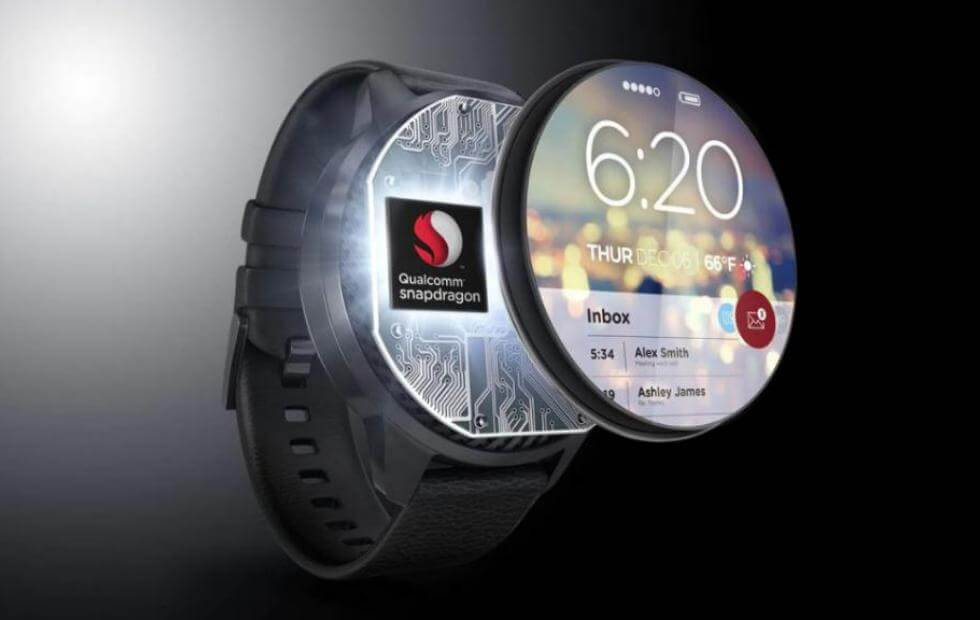 Snapdragon Wear: Qualcomm anuncia investimento em wearables 10