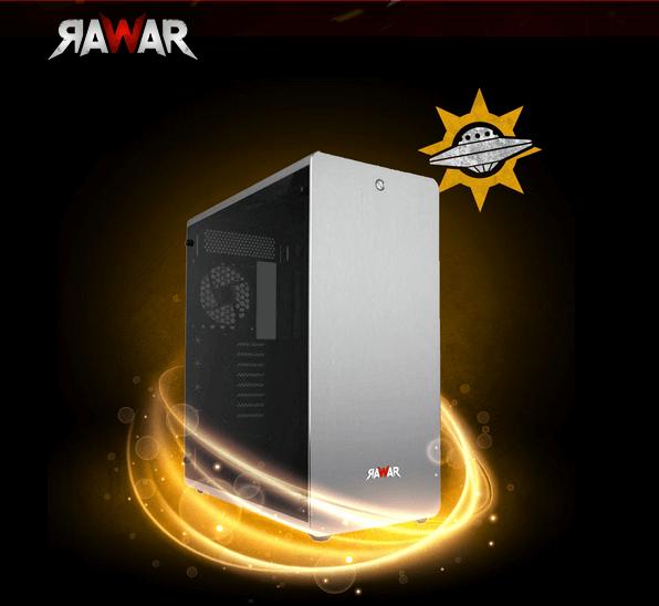 PC GAMER RAWAR DEATH STAR
