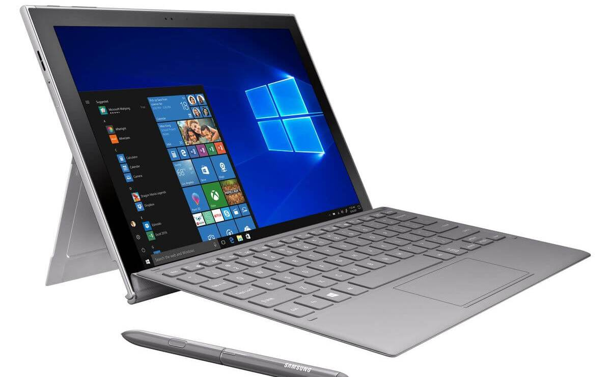 Verizon w737 galaxy book 2 sv v right keyboard up spen rgb.0 - Samsung anuncia Galaxy Book 2 com processador Snapdragon 850