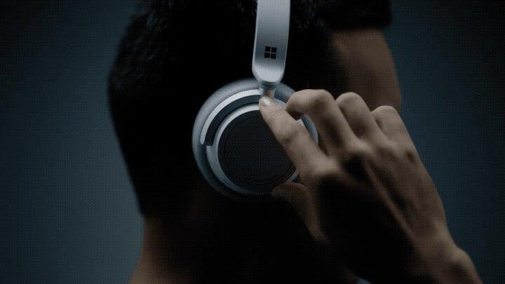 Surface Headphone