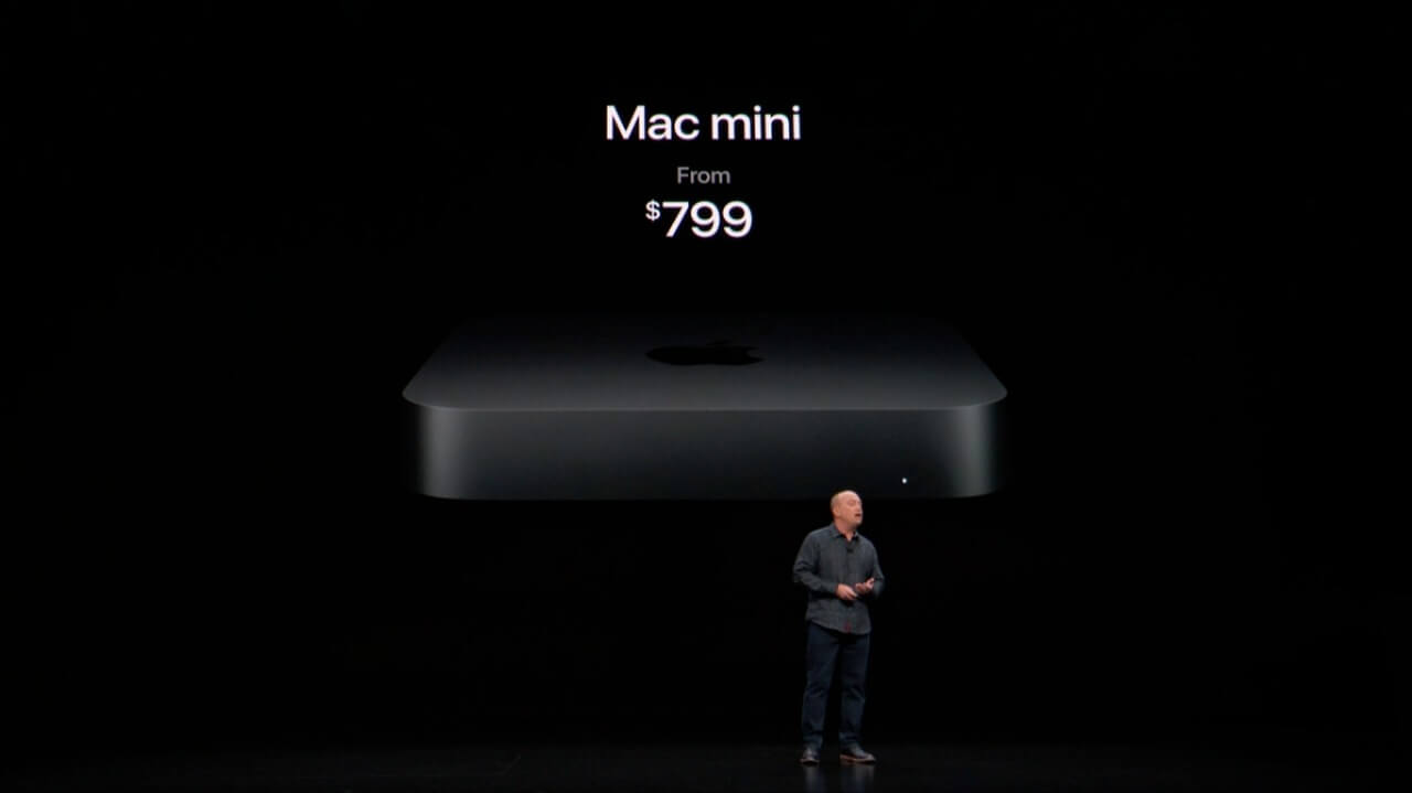 Mac Mini por US$799