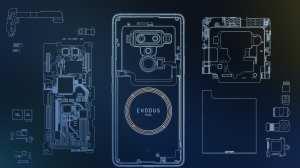 Exodus 1 é o primeiro smartphone focado em blockchain da HTC 8