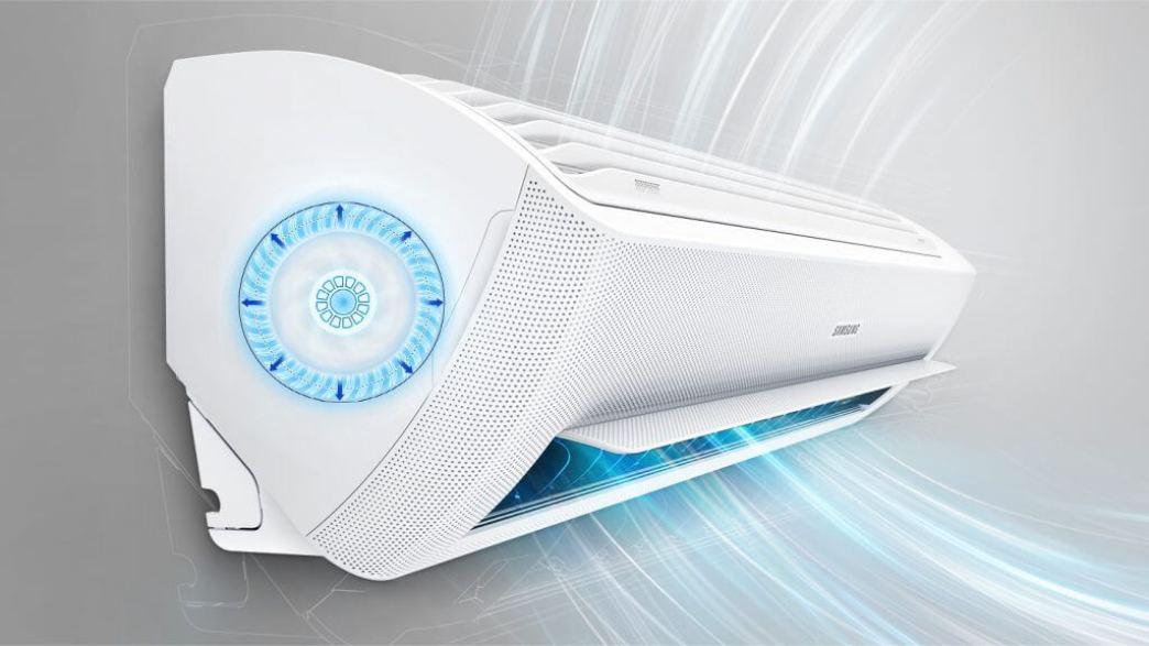 Ar-condicionado Wind Free: veja 5 vantagens do eletrodoméstico da Samsung