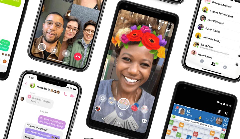 Messenger 4: Facebook anuncia nova versão com interface renovada 6