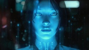 Cortana, Inteligência Artificial, Personagem